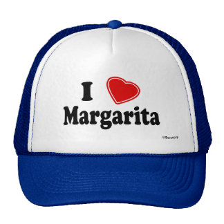 Amo a Margarita Gorras De Camionero
