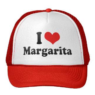 Amo a Margarita Gorros Bordados
