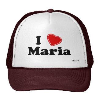 Amo a Maria Gorras