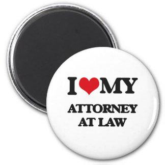 Amo a mi abogado en la ley iman