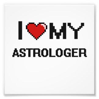 Amo a mi astrólogo fotografía