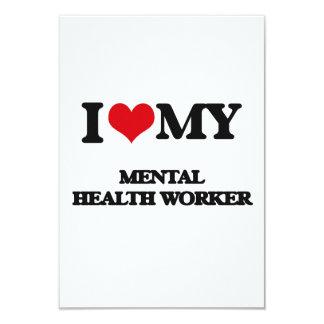 Amo a mi ayudante de sanidad mental comunicado