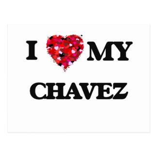 Amo a MI Chavez Postal