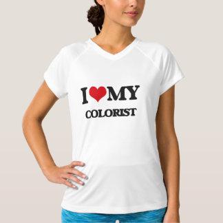 Amo a mi Colorist Camisas