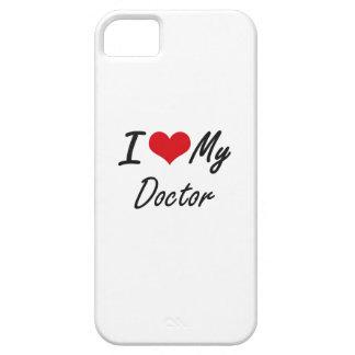 Amo a mi doctor iPhone 5 Case-Mate cárcasa