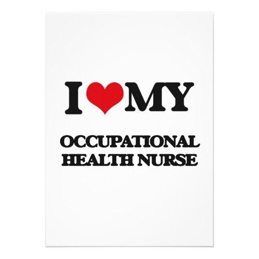 Amo a mi enfermera de medicina del trabajo anuncios