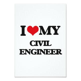 Amo a mi ingeniero civil anuncio