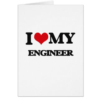 Amo a mi ingeniero tarjetón