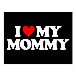 AMO A MI MAMÁ POSTAL