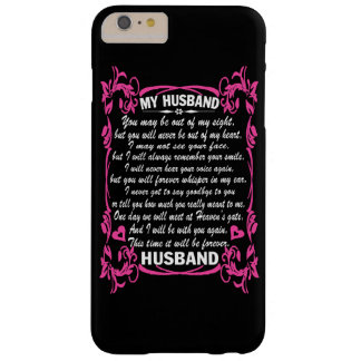 Amo a mi marido funda barely there iPhone 6 plus