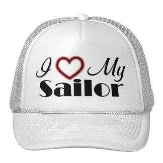 Amo a mi marinero gorra