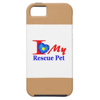Amo a mi mascota Heroes4Rescue del rescate