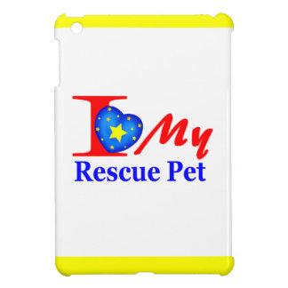 """Amo a mi mascota """"Heroes4Rescue """" del rescate"""
