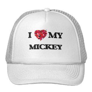 Amo a mi Mickey Gorros