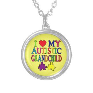 Amo a mi nieto autístico grimpolas personalizadas