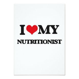 Amo a mi nutricionista comunicado