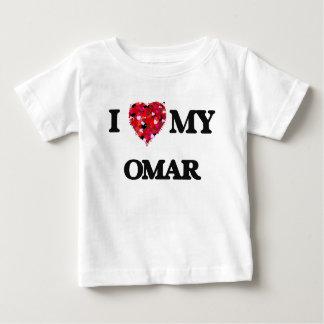 Amo a mi Omar Camisetas