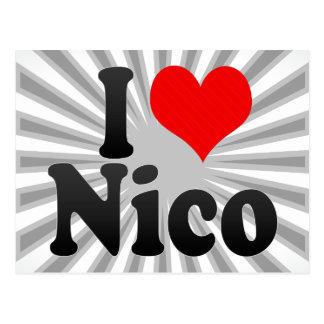 Amo a Nico Postal