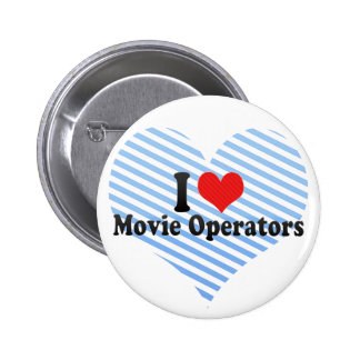 Amo a operadores de la película pins