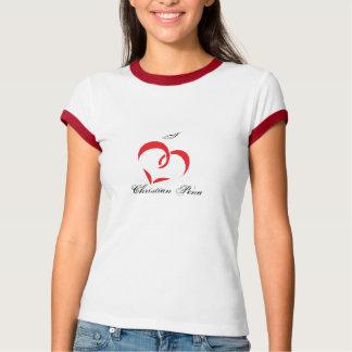 Amo a Pena cristiano Camisetas