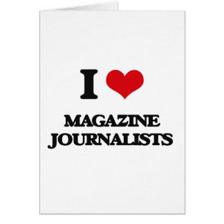 Amo a periodistas de la revista felicitacion