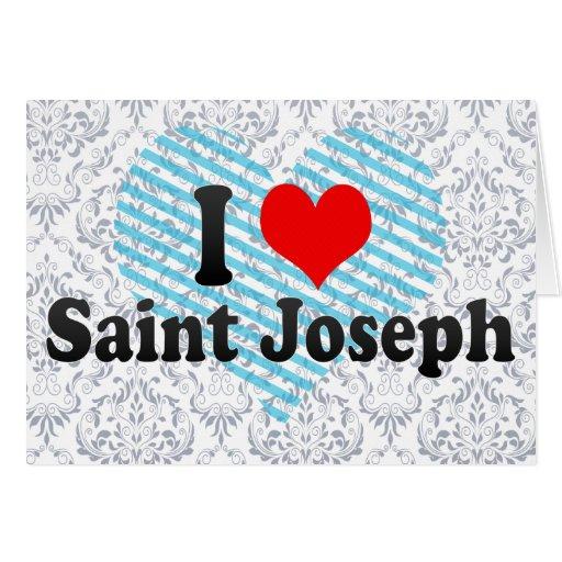 Amo a San José, Estados Unidos Felicitaciones