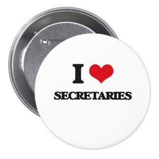 Amo a secretarias pin