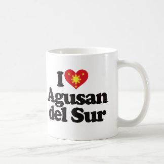 Amo Agusan del Sur Taza Clásica