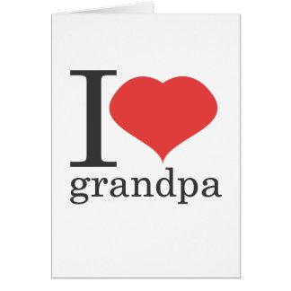 amo al abuelo felicitacion