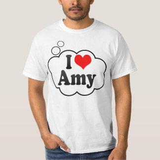 Amo al Amy Camiseta