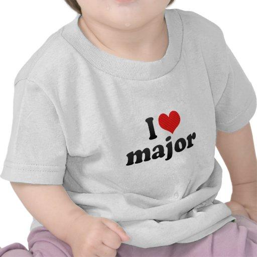 Amo al comandante camiseta