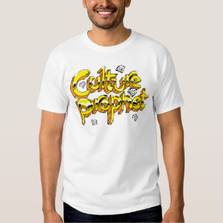 Amo al profeta de la cultura camisetas