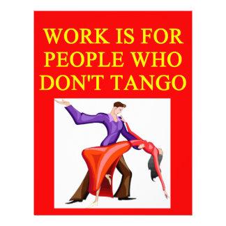 amo al tango folleto 21,6 x 28 cm