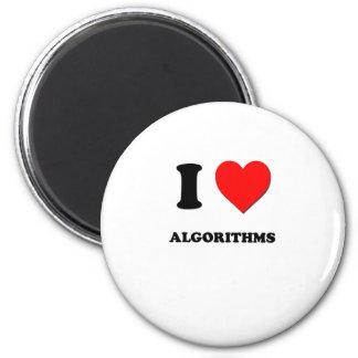 Amo algoritmos imán para frigorífico
