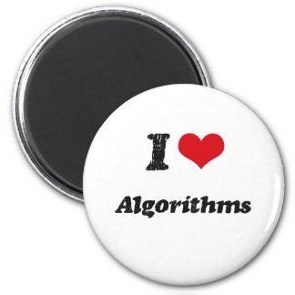 Amo algoritmos iman de frigorífico