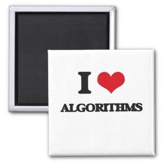 Amo algoritmos imanes para frigoríficos