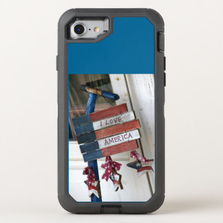 Amo América Funda OtterBox Defender Para iPhone 7