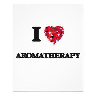 Amo Aromatherapy Folleto 11,4 X 14,2 Cm