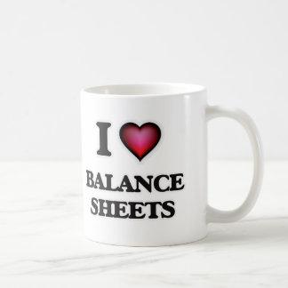 Amo balances taza de café