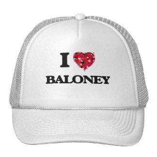 Amo Baloney Gorro De Camionero