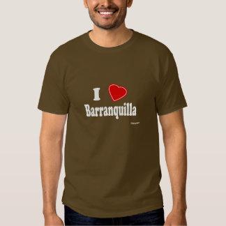 Amo Barranquilla Camiseta