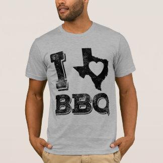 Amo Bbq 2 de Tejas Camiseta
