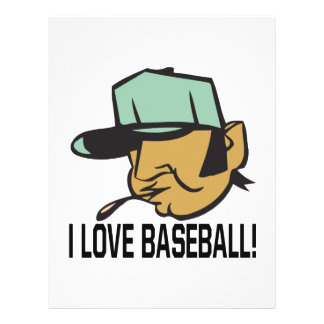 Amo béisbol tarjetón