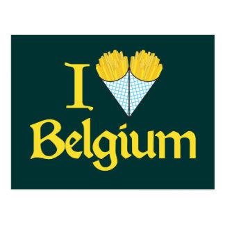 Amo Bélgica Postal