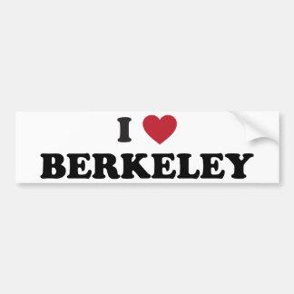 Amo Berkeley California Pegatina Para Coche