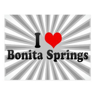 Amo Bonita Springs, Estados Unidos Postales