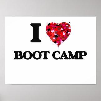 Amo Boot Camp Póster