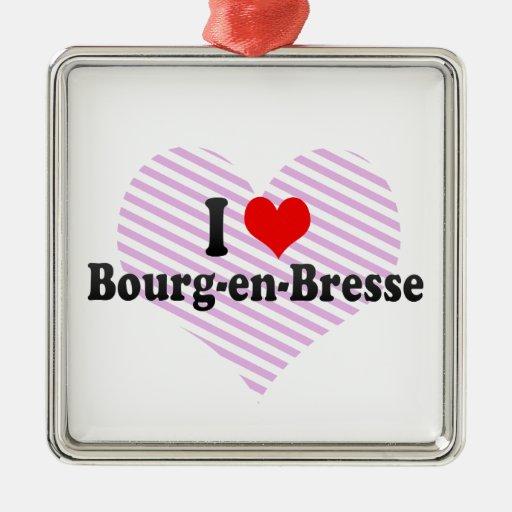 Amo Bourg-en-Bresse, Francia Ornato