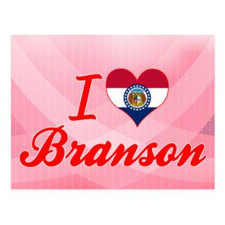 Amo Branson, Missouri Postal
