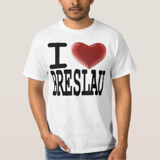 Amo BRESLAU Camiseta